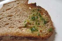 Bärlauch-Margarine
